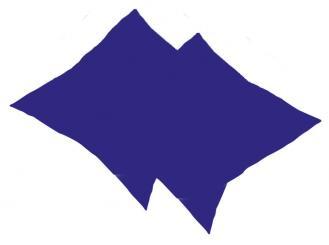 Kissenbezüge Frottee royalblau 40 x 40 cm 1x2 Stück