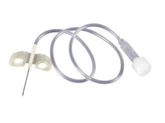 Venofix® A 1,10 x 20 mm, 19G beige, Schlauchlänge 30cm 50x1 Stück