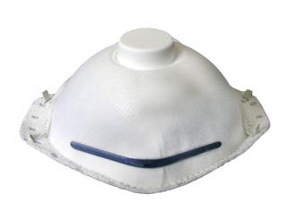 Maske FFP2 mit Ventil 1x12 Stück