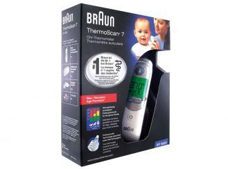 Braun ThermoScan® 7 IRT6520 1x1 Stück