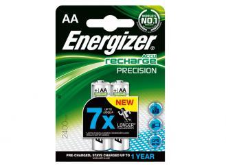 Energizer Akku Recharge Precision Mignon 1,2 Volt 2400 mAh AA/LR6 1x2 Stück
