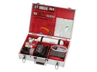 Ulmer Koffer I mit Grundausstattung Atmung, 1x1 Stück