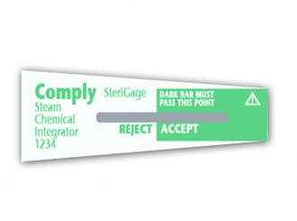 3M Comply Steri-Gage Integrator, Dampf 1x100 Stück