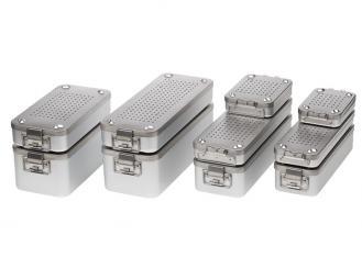 Sterilisierbehälter 23G 42 x 16 x 12,0 cm 1x1 Stück