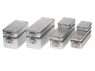 Sterilisierbehälter 15K 18 x 12 x 4,5 cm 1x1 Stück