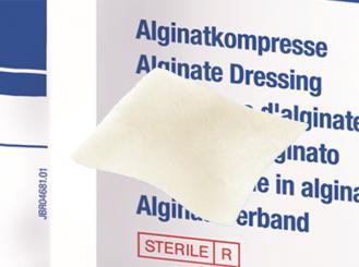 Cutimed® Alginate 5 x 5 cm 1x10 Stück