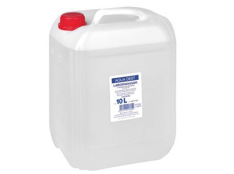 Aqua Dem - Laborwasser 1x10 Liter