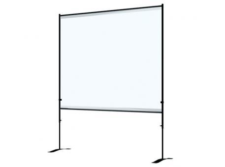 Schutzwand Aufsteller, Breite 1280 mm 1x1 Stück