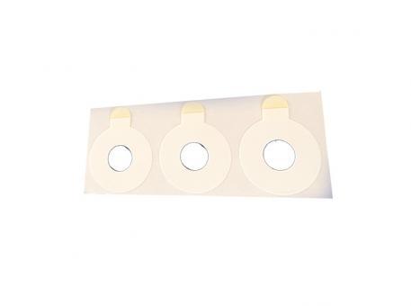 Kleberinge für Dauerelektrode, Ø 20 mm 1x500 Stück
