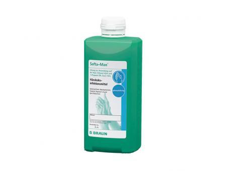 Softa-Man® Händedesinfektion 1x500 ml