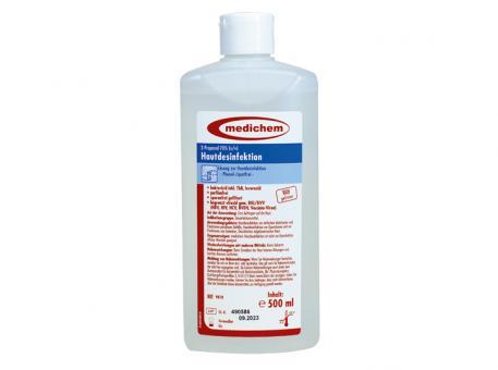 medichem Hautdesinfektion 1x500 ml