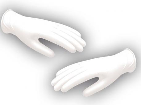 Nitril - Stretch - Handschuhe Größe XL puderfrei weiß 1x100 Stück