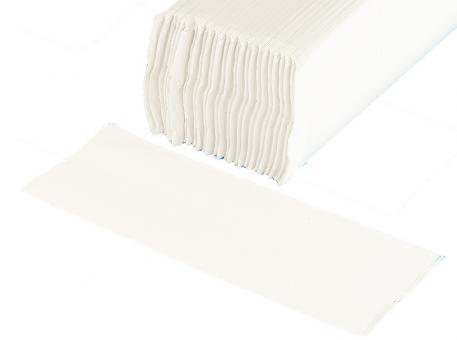 Fripa Ideal Handtücher hochweiß 25 x 33 cm, 20 x 156 Blatt 1x3120