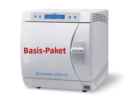 Euroklav® 23VS+ Paket 1x1 Set