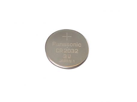 Batterie CR 2032 3,0 Volt 1x1 Stück
